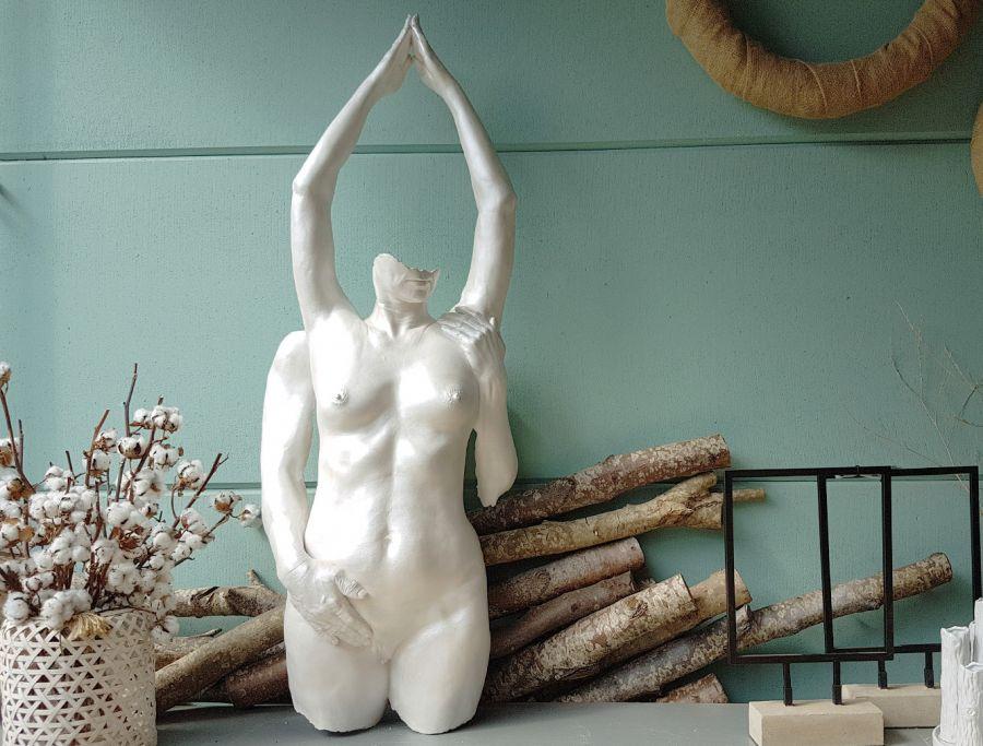 Bodycasting, Lifecasting, lichaam, afdruk, body, beeld Torso, brons, exclusief, afdruk lichaam 1.jpg