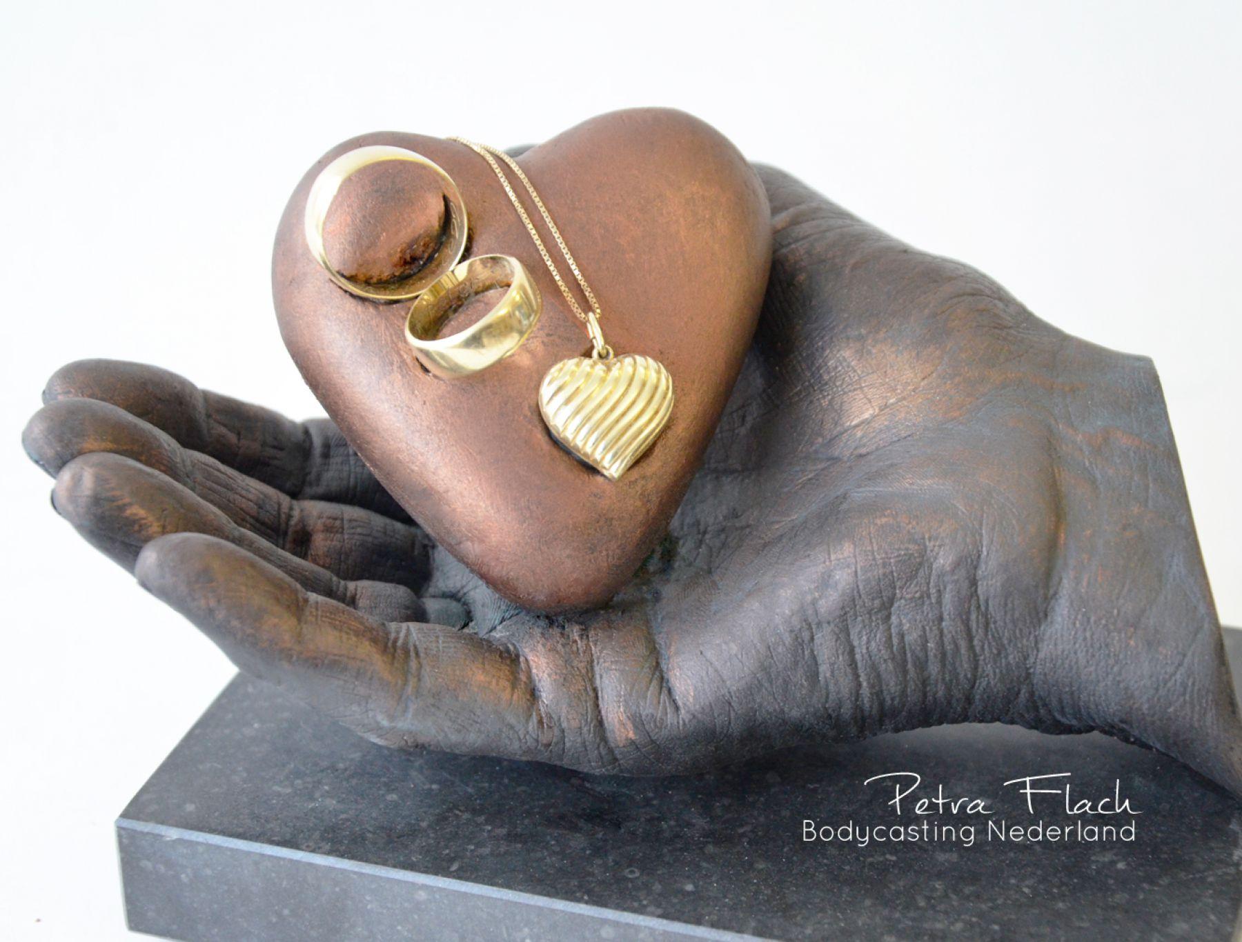 handen, handbeeld, bodycasting, casting, 3d beeld, gips handen, Art, kunst, exclusief, idee, rouw, as, ampul, troost